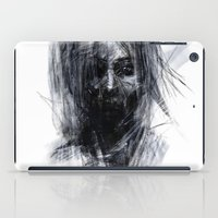 silent iPad Cases featuring Silent by Gyossaith