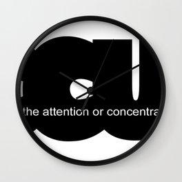 occupy Wall Clock