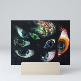 PRIDE & SECRECY Mini Art Print