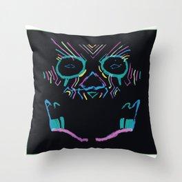 Ded Coronet - WD Legion Throw Pillow