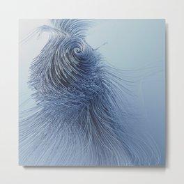 20160418 | HAIRY STUFFS Metal Print