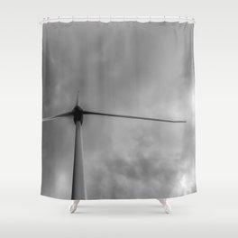 Scottish Power No.2 Shower Curtain