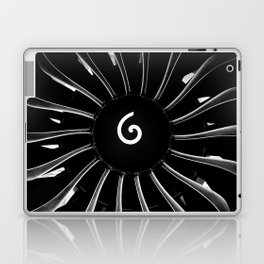 Jet Power Laptop & iPad Skin