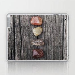 Venus' Hair Stone Rutilated Quartz #3 Laptop & iPad Skin