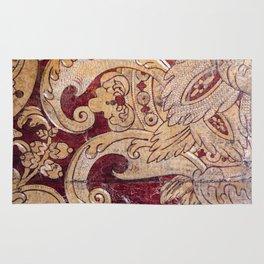 Venetian Wall Art - Flower Vase Rug