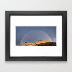 MEGAN'S MORNING Framed Art Print
