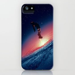 out of the portal iPhone Case