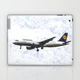 Lufthansa Airbus A320 Art Laptop & iPad Skin