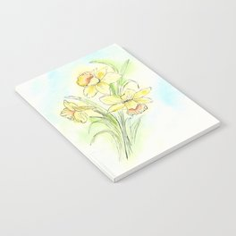 Yearning for Spring Notebook