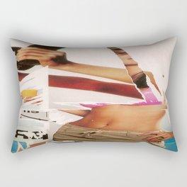 Marketing Illusion Rectangular Pillow