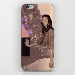 high into the sky iPhone Skin