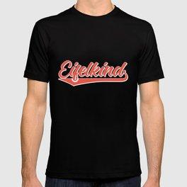 Eifelkind Eifel Liebe Heimat Shirt Design T-shirt