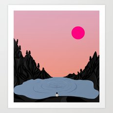 Glory // Story Art Print