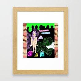 Hypnagogia Framed Art Print