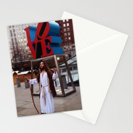 Love Jesus Stationery Cards