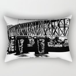 Manette Bridge Rectangular Pillow