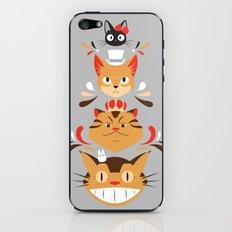 Studio Kitty iPhone & iPod Skin