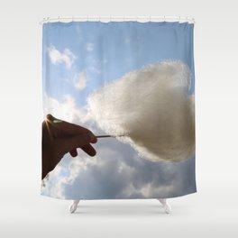 Sugar Cloud Shower Curtain