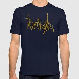 Weirdo: Einstein T-shirt