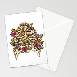 Rib Bloom Stationery Cards