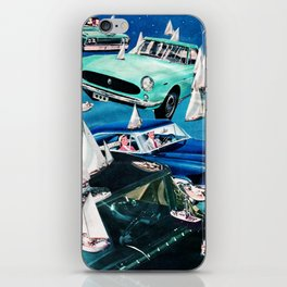 Ocean Roads iPhone Skin