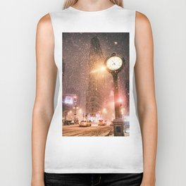 New York City Snow Biker Tank