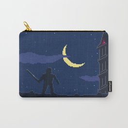 Pixel Assassin Carry-All Pouch