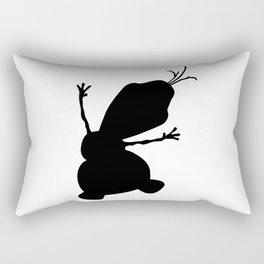 Olaf Shade Rectangular Pillow