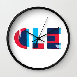 RNC_CLE Wall Clock