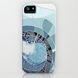 Circuit Cell iPhone Case