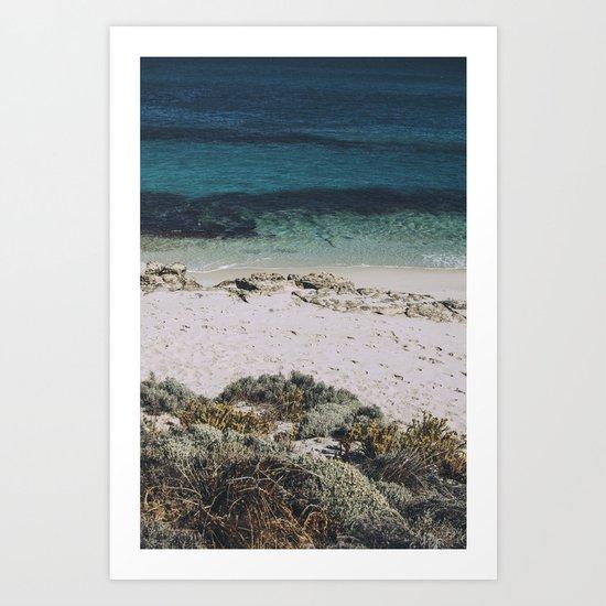 Esperance, Western Australia Art Print
