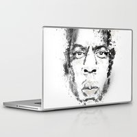 jay z Laptop & iPad Skins featuring Jay Z by I AM DIMITRI