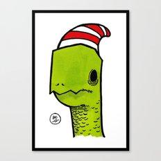 ben the turtle Canvas Print