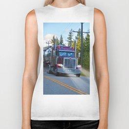 Trans Canada Trucker Biker Tank