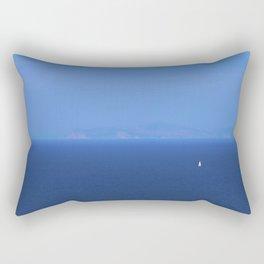 Santorini, Greece 13 Rectangular Pillow