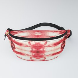Tie-Dye Chili Fanny Pack
