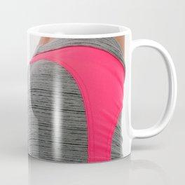 Beautiful fit sexy female body Coffee Mug