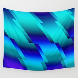 Abstract 105 DDQ Wall Tapestry