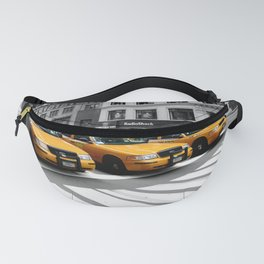 NYC - Yellow Cabs - Shops Fanny Pack