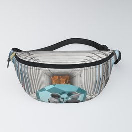 Curiosity of children  Fanny Pack