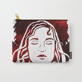 Scarlet and the Wolf Carry-All Pouch