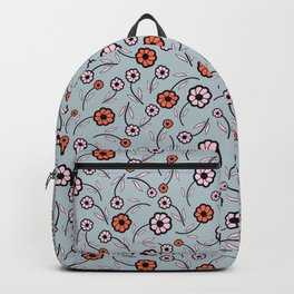Floral Vibes Backpack