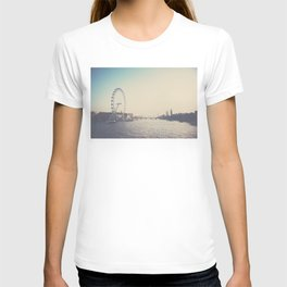 looking back ...  T-shirt