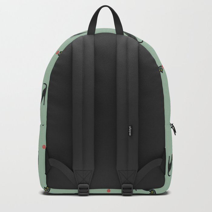 Fitz - the curious cat Backpack