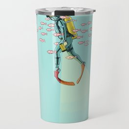 FLOAT - Under the sea Travel Mug