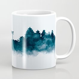 Kyoto Skyline Coffee Mug