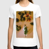 santa T-shirts featuring santa by gasponce