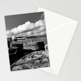 Old Fishing Boat Lerwick Shetland Stationery Cards