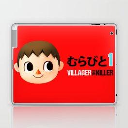Murabito 1 (Villager the Killer) Laptop & iPad Skin