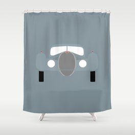 Bugatti Atlantic ( Type 57SC, 1936 ) Shower Curtain
